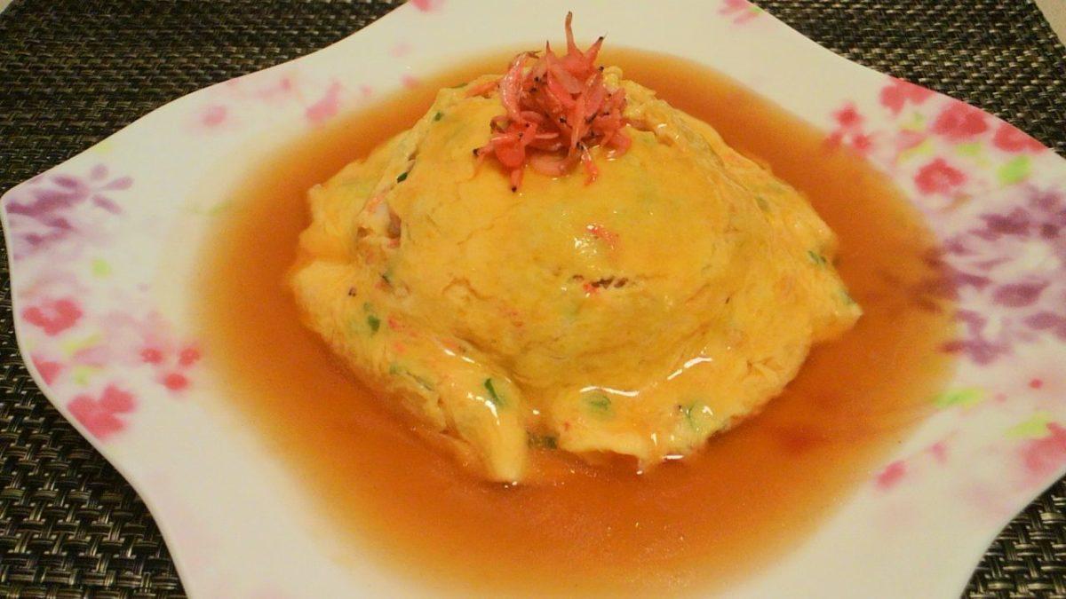 「ヒルナンデス」料理の超キホン・ふわふわ卵の天津飯レシピ