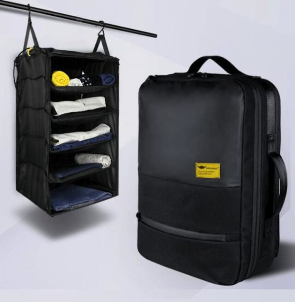 出張や旅行に!便利グッズ5選 収納付きバックパックや多機能はさみ