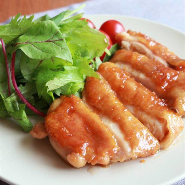 [ヒルナンデス]鶏の照り焼き胡麻ソースレシピ!めんつゆで絶品に