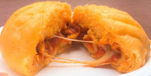 【グッとラック】マグカップピザまんレシピ!10分でできる簡単ランチ