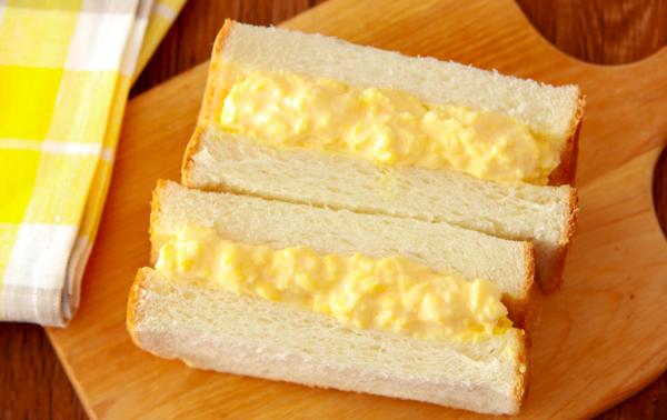 【ヒルナンデス】とろとろ卵サンドレシピ!3分で作る絶品ふわとろ