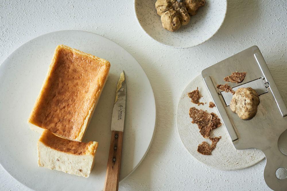 【スッキリ】2万円のチーズケーキ!ホワイトトリュフMr.CHEESECAKE