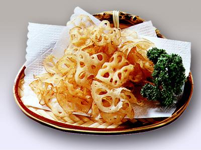 【ヒルナンデス】れんこんチップスレシピ!鷲見アナ考案