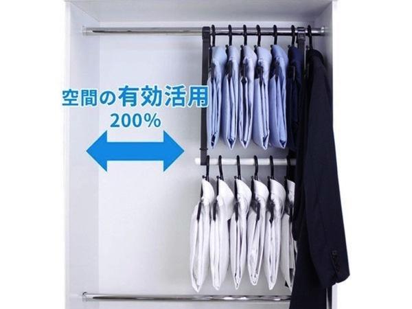 【めざましテレビ】収納グッズ3選!服スッキリ 衣替えに最適